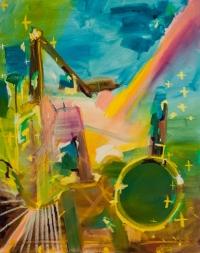#Oilpainting #Patrikmuchenberger #Fineart