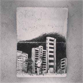 #Travel #Patrikmuchenberger #Sketch