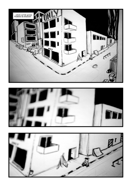 comic, muchenberger