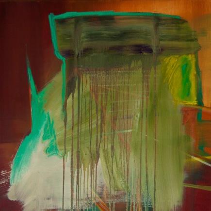 2012, oil, canvas, 60 x 60 cm