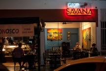 Exposição «Até» no Café Savana, Brasília, DF, Brasil. 7 – 28 Maio 2016