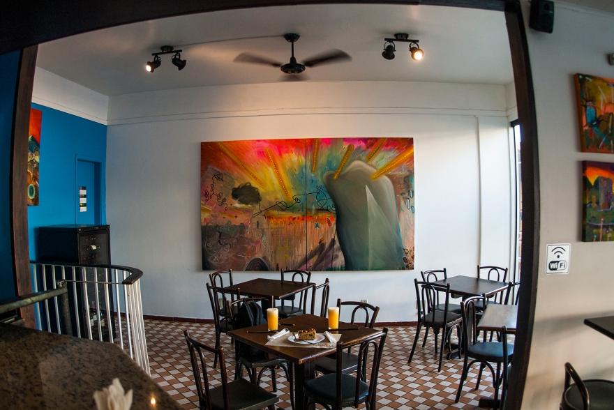 Até no Café Savana 2016