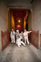 2008 «Untitled» Backgroundboys Painting, Galerie Spazio Tadini, Milan I