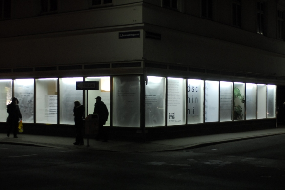 Exhibitionwindows